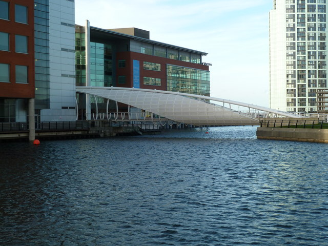 Bridge EE, Liverpool Link Canal