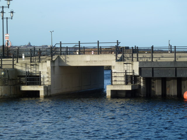 Bridge DD, Liverpool Link Canal