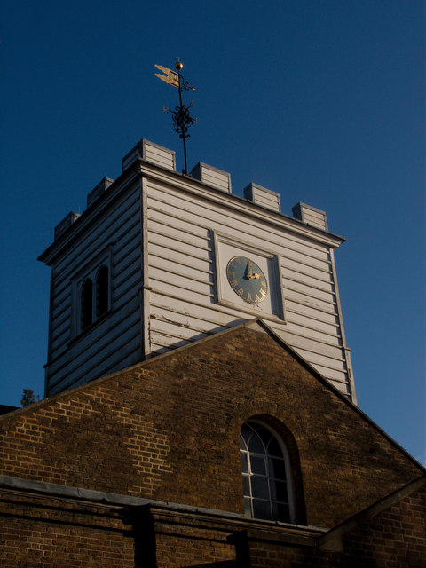 Weatherboarded bell-turret, St Andrew, Totteridge