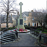 NT1382 : Inverkeithing War Memorial by Thomas Nugent