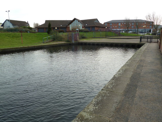 Eldonian Basin, Leeds and Liverpool Canal