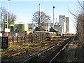 SK2129 : Hatton Station by M J Richardson