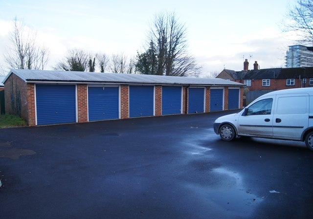 Refurb for local garages