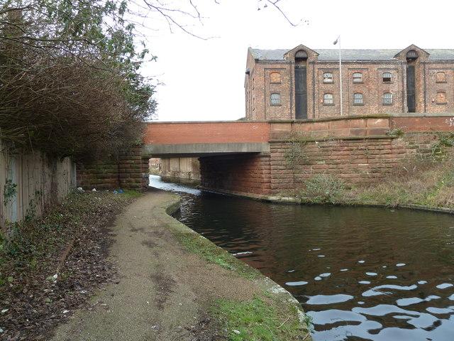 Bridge I, Leeds and Liverpool Canal