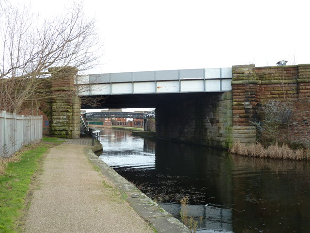 Bridge P, Leeds and Liverpool Canal