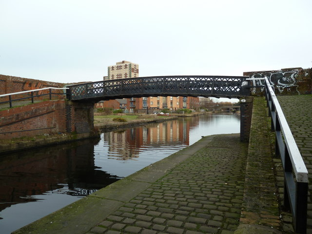 Bridge 1, Leeds and Liverpool Canal