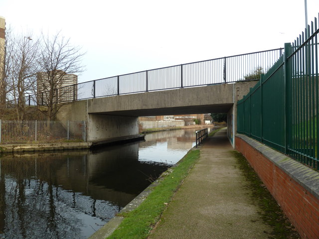 Bridge 1A, Leeds and Liverpool Canal