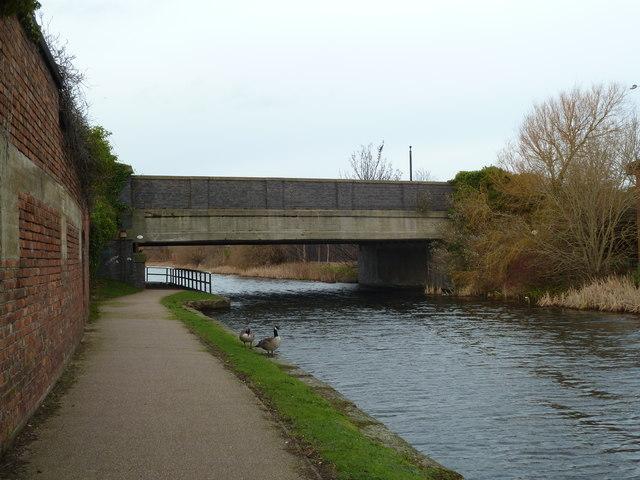Bridge 2C, Leeds and Liverpool Canal