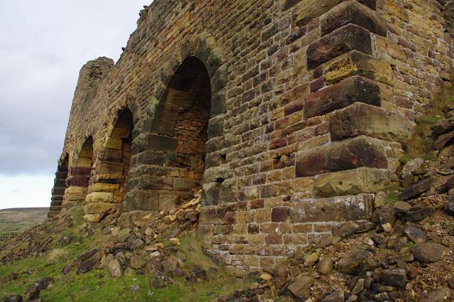 Rosedale East - calcining kilns