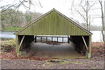 NS2209 : Boathouse, Culzean Country Park by Billy McCrorie