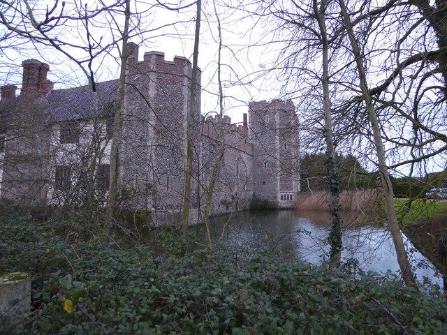 Wingfield Castle