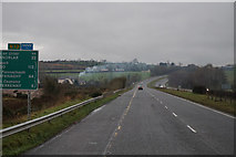 C2310 : The N13 towards Letterkenny by Ian S