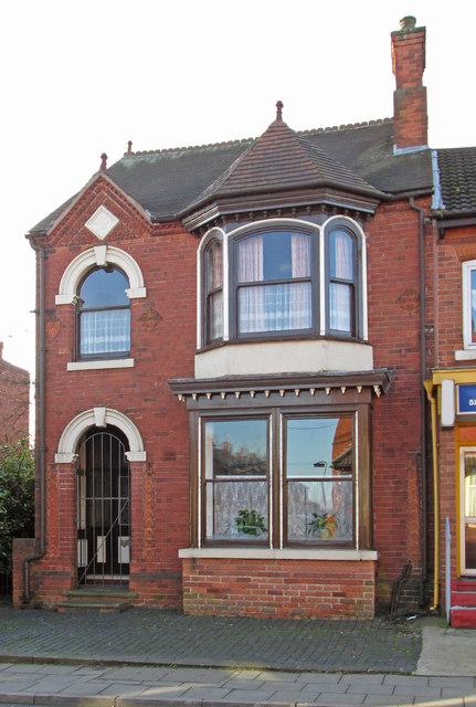 Sutton-in-Ashfield - Stoneyford Road No 107