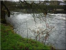 SE0063 : Tin Bridge, Linton Falls by Carroll Pierce