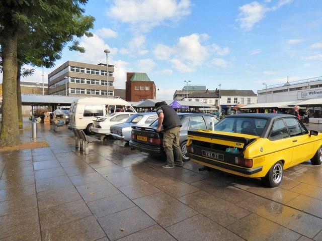 Classic Cars in Hyde