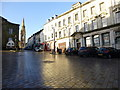 H4572 : Low Winter sunshine, Omagh by Kenneth  Allen