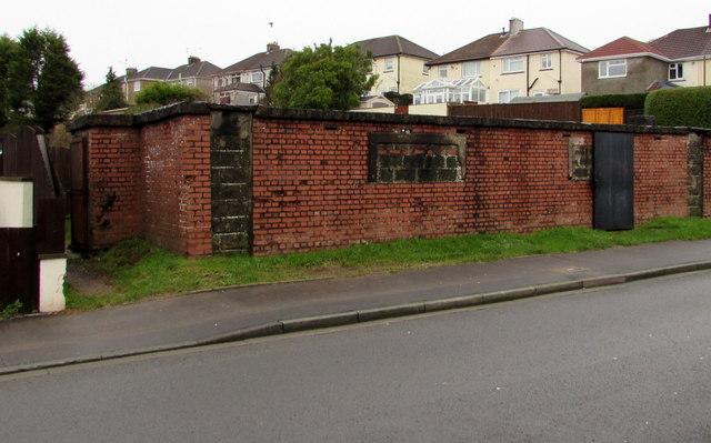 Former air raid shelter, Graig Park Road, Malpas, Newport