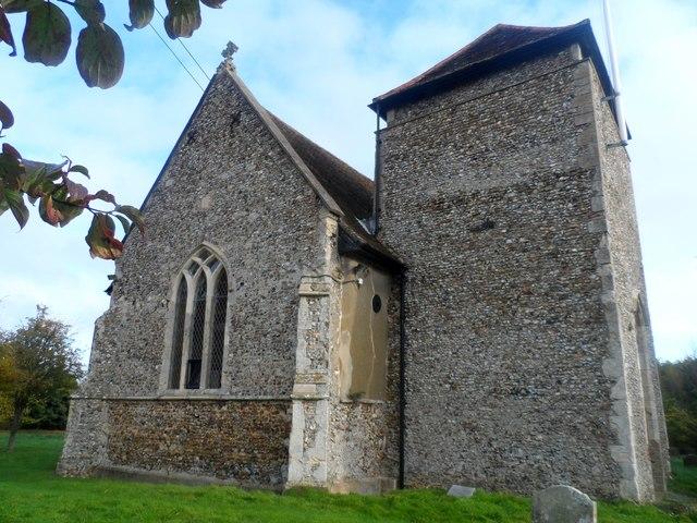 St Botolph's church, Culpho (2)