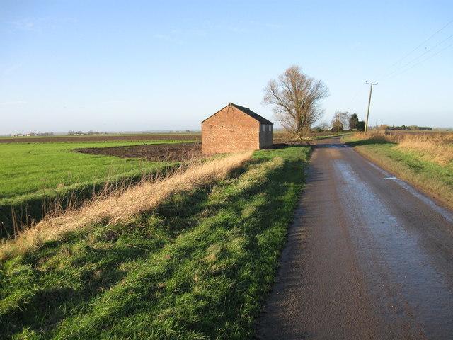 Farm building, Parson Drove