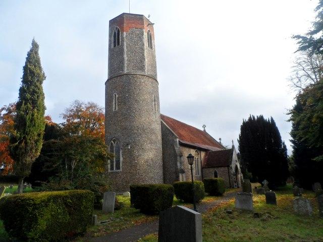 St Andrew's, Hasketon