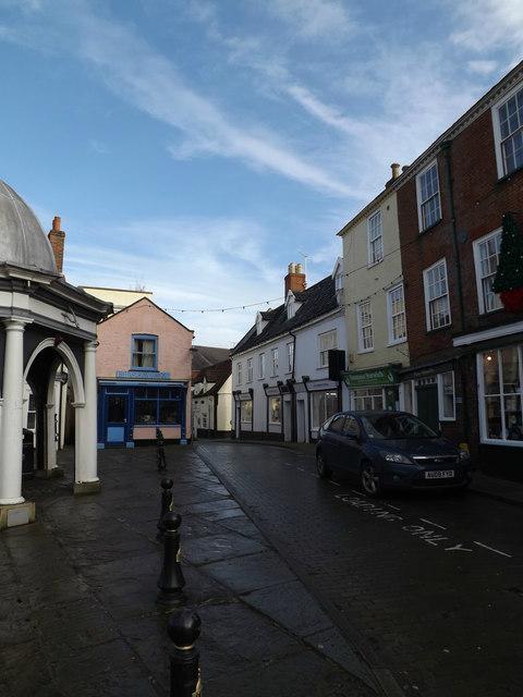 Cross Street, Bungay