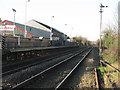 SK2129 : Hatton Station, Platform 2 by M J Richardson