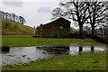 SD8591 : Laithe beside Bellow Hill by Chris Heaton