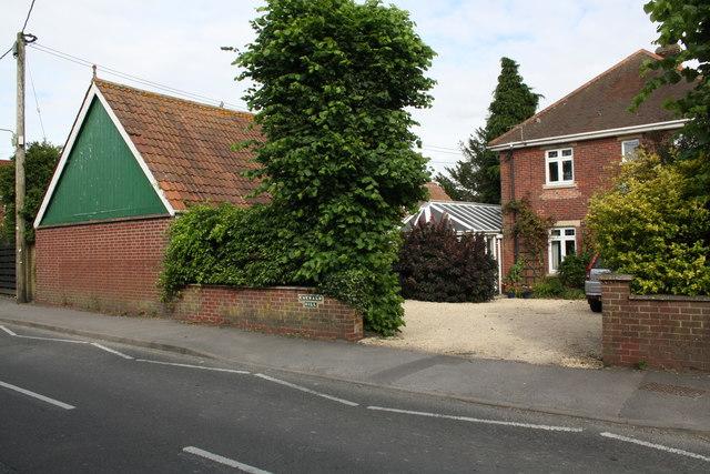 'Emerald Hill', Ham Road