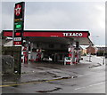 ST2990 : January 5th 2016 fuel prices at Texaco, Bettws, Newport  by Jaggery