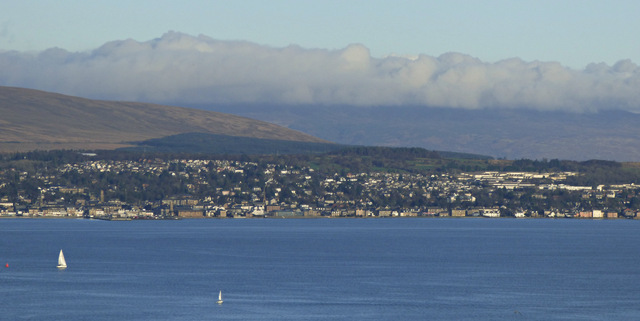 Helensburgh and the Firth of Clyde
