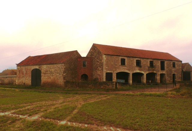 Outbuildings at South Wongs Farm