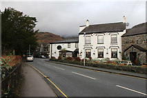 SD3097 : The Crown Inn, Coniston by Kate Jewell