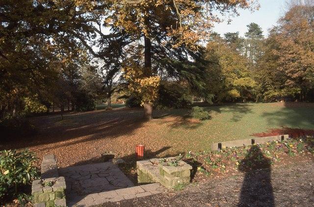 Goffs Park in 1988 (1)