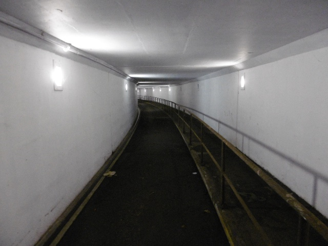 Clyde Tunnel (northbound)