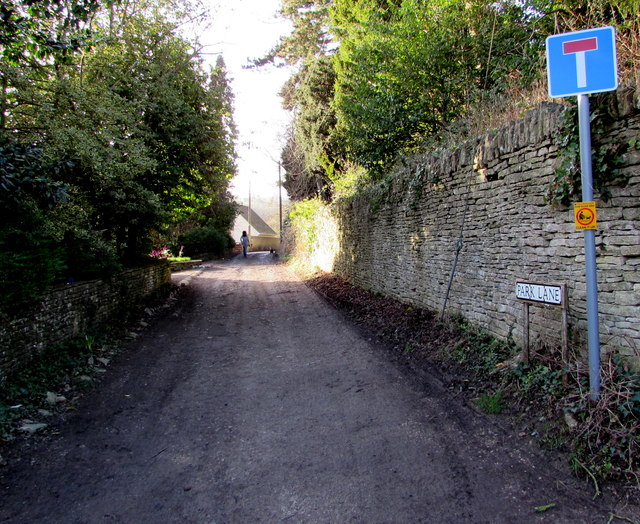 Park Lane, Inchbrook