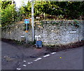 SO8400 : Grit tub on an Inchbrook corner by Jaggery