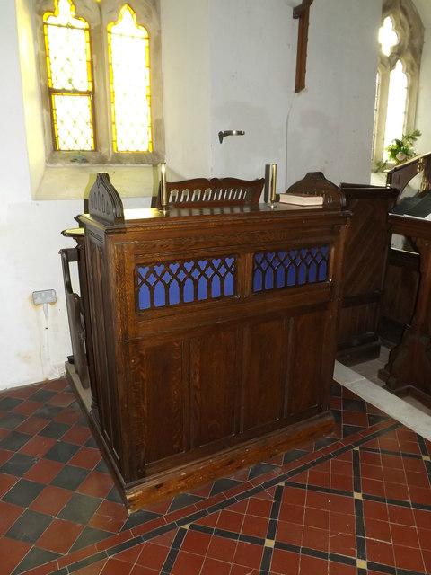 Organ of St.John's Church