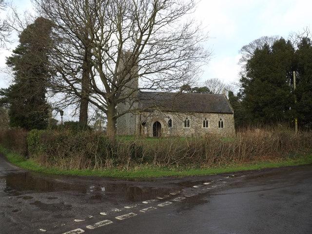 St.John's Church, Ilketshall St.John