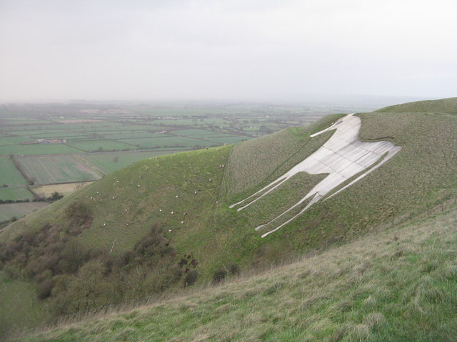 The Wiltshire plain
