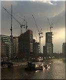 TQ3078 : Development, Albert Embankment by Stephen Richards
