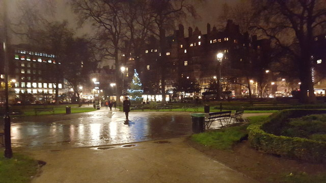 Russell Square, London WC1