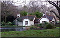 TQ2979 : Duck Island Cottage in St James's Park by PAUL FARMER