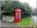 SK6762 : New use for an old telephone box by Graham Hogg