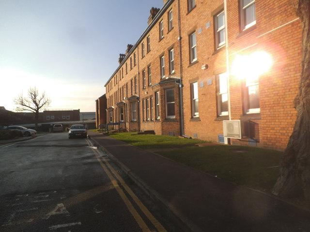 Old Hospital Buildings