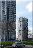 TQ2976 : Westbury Estate, Westbury Street by Stephen Richards