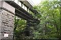 SK1072 : Railway Viaduct, Wye Dale by N Chadwick