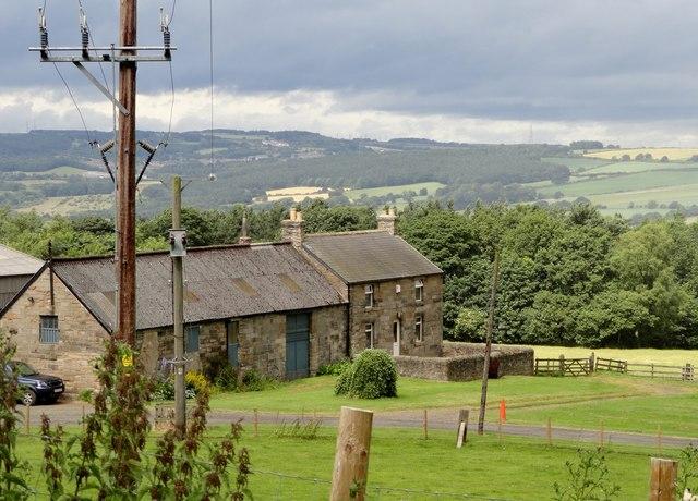 Farmhouse at Cut Thorn