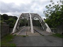 NZ1164 : Hagg Bank Bridge, Wylam by Anthony Foster