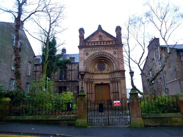 Garnethill Synagogue Glasgow