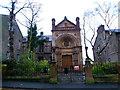 NS5866 : Garnethill Synagogue Glasgow by david cameron photographer